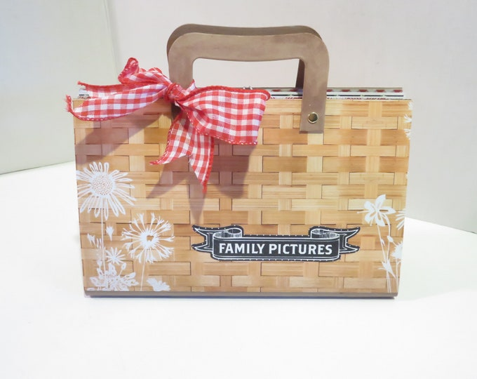 Featured listing image: Family Album/Picnic/Keepsake
