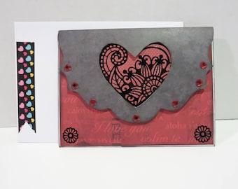 Love/Valentine's Day/Anniversary Card