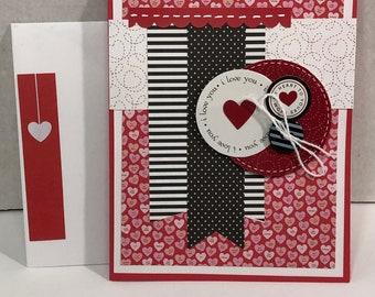 Love/Valentine's/Anniversary Card