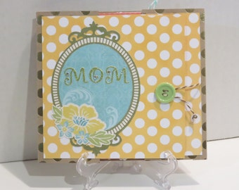 Mother's Day Mini-Album