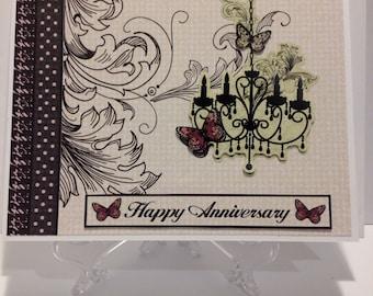 Happy Anniversary Card