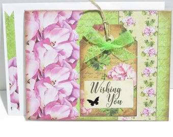 Thinking of You, Birthday Card, Get Well card