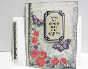 Birthday, Friendship card