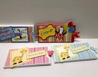 Slider Gift Card Holders