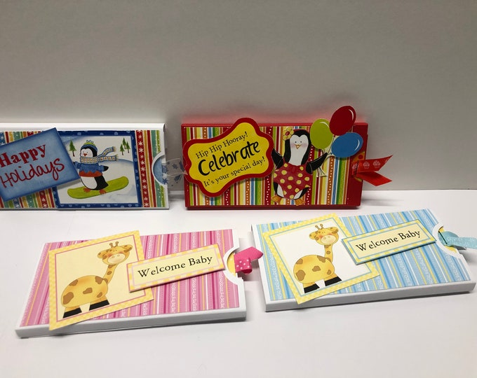 Featured listing image: Slider Gift Card Holders