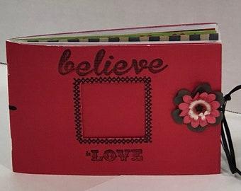 Believe in Love Mini-Album/Anniversary/Wedding/Engagement/Valentine's Day