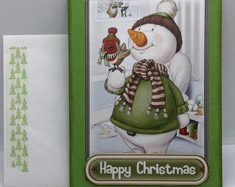 Happy Christmas, Christmas Card