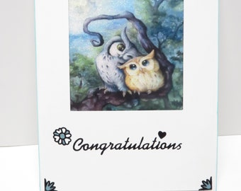 Congratulations Wedding/Engagement card