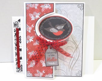 Thinking of You/Friendship/Get Well card