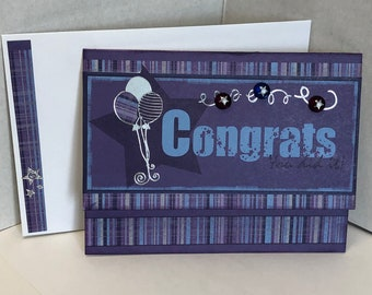Congratulations Card/Multipurpose