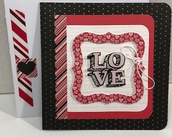 Love/Valentine's/Anniversary/Friendship Card