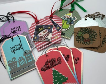 Holiday To/From Gift Tags