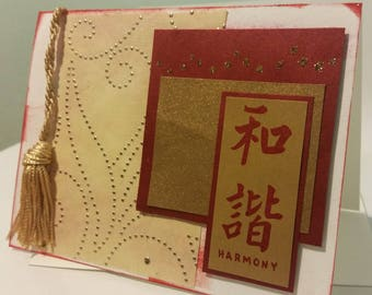 chinese new year card chinese new year 2018 happy new year card chinese lunar new year handmade greeting cards new years cards