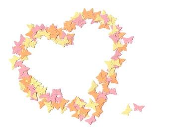 Butterfly Confetti - Bridal Shower Confetti - Counter Confetti - Wedding Confetti - Birthday Confetti - Paper Butterflies - Paper Confetti