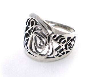 Ring - Size 5.5 - Sterling Silver - Limited edition