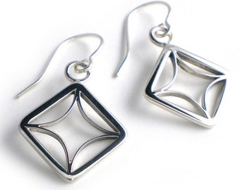 Earrings - Sterling silver - Limited edition