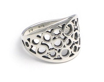 Ring - Size 9 - Sterling silver - Limited edition