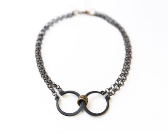 Jewelry made from Vintage Industrial Machine Parts by Lilacpop