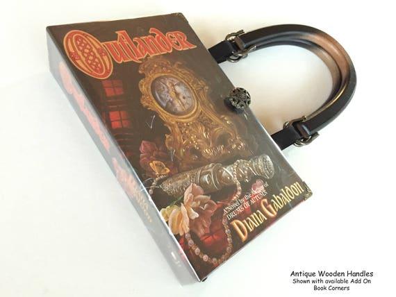 Outlander book purse outlander book clutch outlander book etsy fandeluxe Images