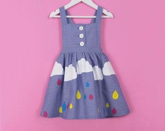 Girls Rainy Day Dress
