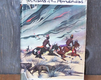 1955 Indians of the Americas Book