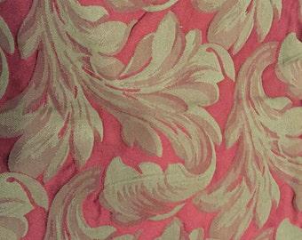 Floral Spray Decorator Fabric