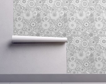 Black And White Coloring Book Wallpaper