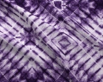 8d36aed2c1e5 Tie Dye Acid Wash Purple Fabric - Purple - Tie Dye   4 C18bs By  Littlearrowdesign - Tie Dye Cotton Fabric By The Yard With Spoonflower