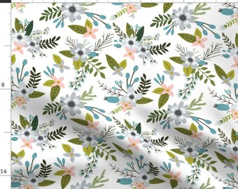 Free Spirit Color Fusion by Laura Hine Alyssum In Stock and Ships Today Sold by the Full-Yard and cut Continuous Coral