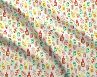 Ketchup fabric | Etsy