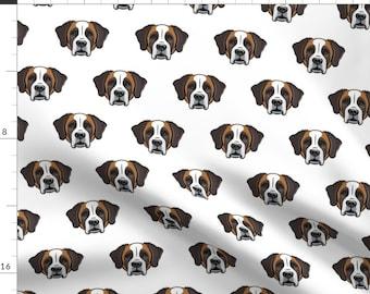 SAINT BERNARD DOG NEW APRON DESIGN KITCHEN ACCESSORY SANDRA COEN ARTIST PRINT