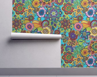 Mandala Wallpaper Etsy