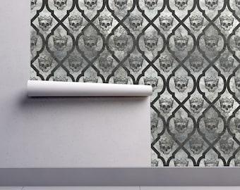 Gothic Wallpaper Etsy