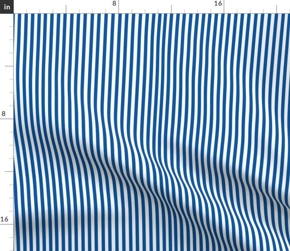 Royal Blue  Multi Coloured Hearts Cotton Poplin fabric Includes Postage