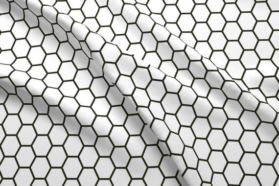 subway tile fabric subway tile hex by holli zollinger etsy Weather App Live Tile image
