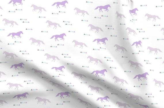 White Stuff pyjama pj bottoms soft cotton twill Squirrel lilac purple S Small