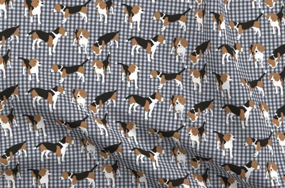 French Bulldog Print 58 Wide 100/% Coton Tissu Fat Quarter 1//2 Mètre ou 1 m