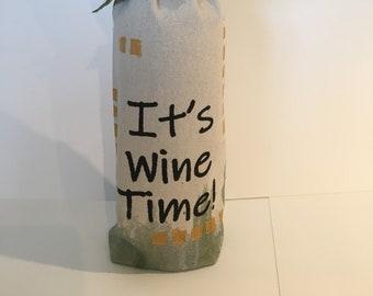 Wine Bag Silkscreens - Make Your Custom Wine Bags with Simple Thermofax Screens