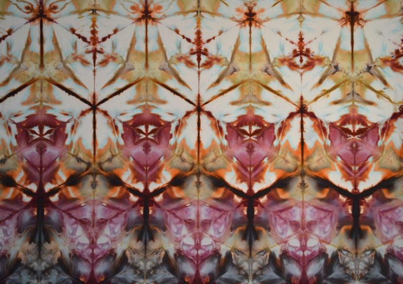 Ice Dyeing Revealed  Online Workshop  Make Beautiful Fabric image 0