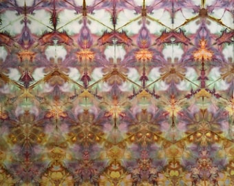 Ice Dyed Fabric - Selby- art fabric for quilting and patchwork