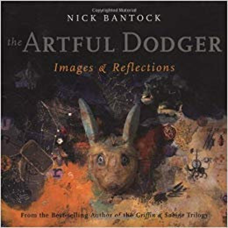 The Artful Dodger by Nick Bantock  Images and Reflections image 0