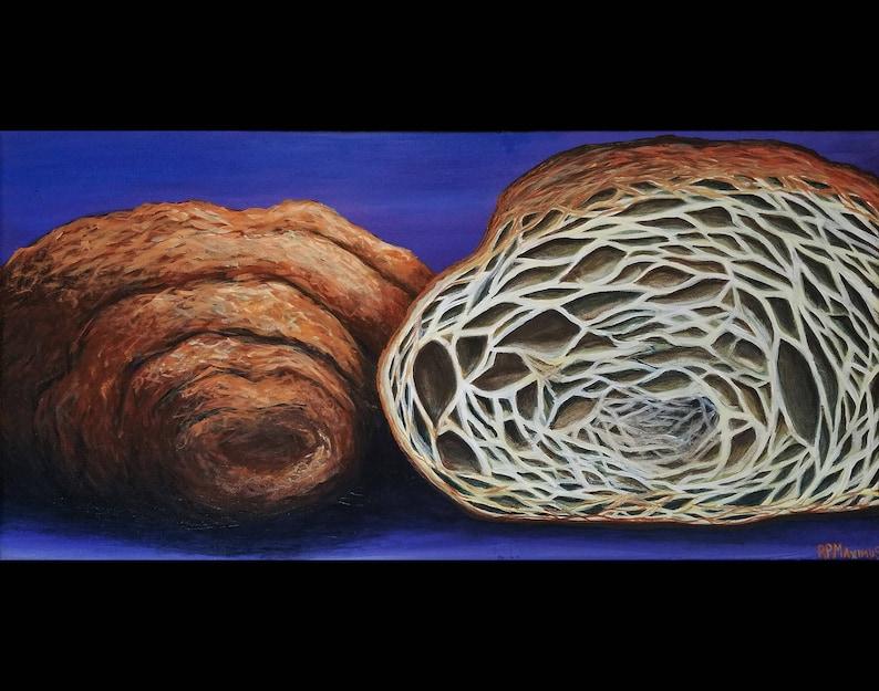 Croissants photo print image 0