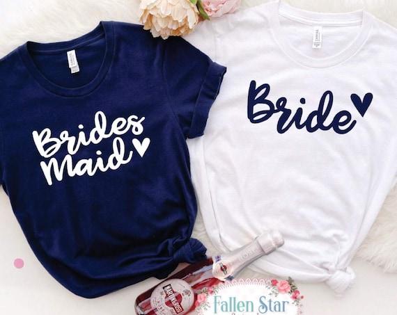 Bachelorette Shirts, Bridesmaid Shirt,Bride Shirt, Bridesmaid Shirts, Bridesmaid Proposal, Maid of Honor Shirt, Wedding Party T Shirts