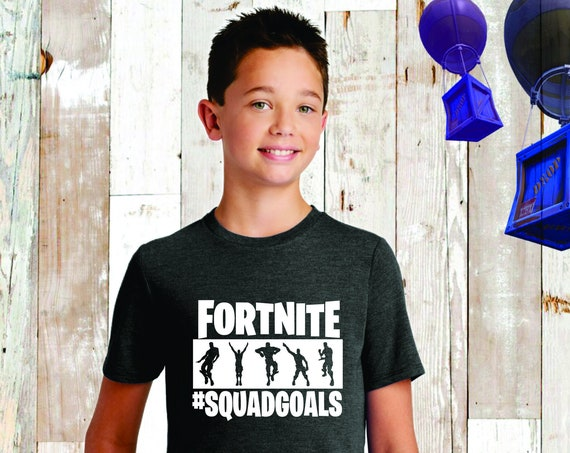 Fortnite Tee, Fortnite Shirt, Fortnite Birthday , Fortnite T-Shirt , Fortnite Lover, Floss, Fortnite Kids Tee , Fortnite Squadgoals