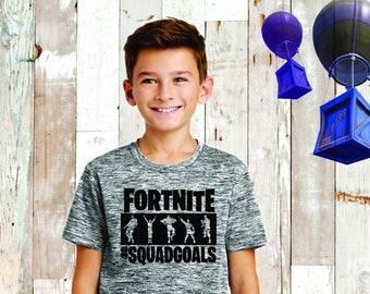Fortnite Tee, Fortnite Shirt, Fortnite Birthday , Fortnite T-Shirt , Fortnite Lover, Floss, Fortnite Kids Ree , Fortnite Squad Goals