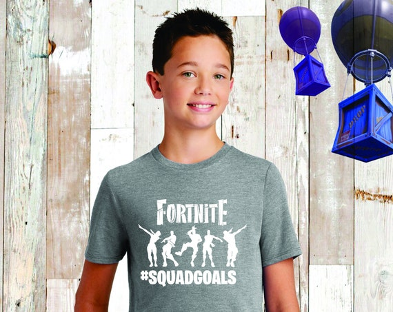 Fortnite Tee, Fortnite Shirt, Fortnite Birthday , Fortnite T-Shirt , Fortnite Lover, Floss, Fortnite Kids Ree , Fortnite Squad Goals
