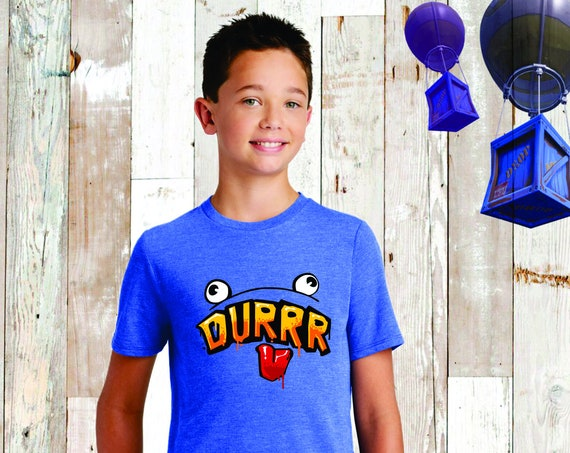 Boys Kids Fortnite T- Shirt , Fortnite Shirt, Fortnite Birthday , Fortnite T-Shirt , Fortnite Lover, Floss, Fortnite Kids Tee, DURR Burger