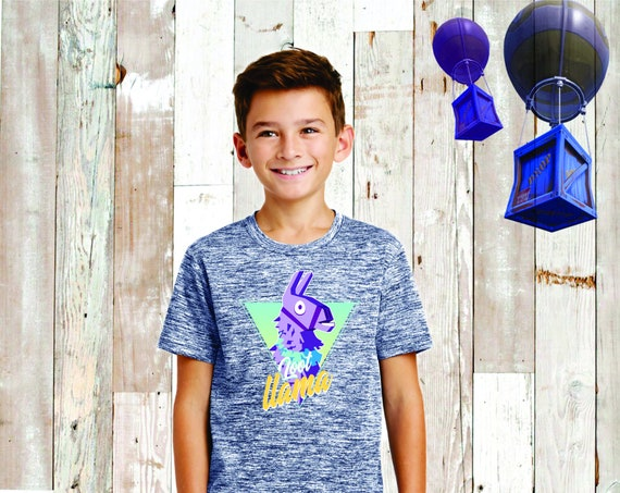 Boys Kids Fortnite T- Shirt , Fortnite Shirt, Fortnite Birthday , Fortnite T-Shirt , Fortnite Lover, Floss, Fortnite Kids Tee , LLAMA