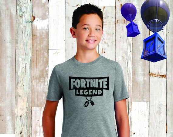 Boys Fortnite Tee, Fortnite Shirt, Fortnite Birthday , Fortnite T-Shirt , Fortnite Lover, Floss, Fortnite Kids Tee, Fortnite Legend
