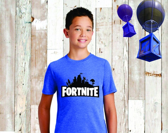 Kids Kids Fortnite T- Shirt , Fortnite Shirt, Fortnite Birthday , Fortnite T-Shirt , Fortnite Lover, Floss, Fortnite Kids Tee